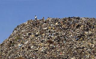 gunung sampah